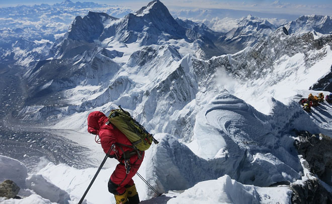 adventure journal how to make everest safer