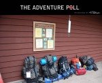 adventure journal poll best thing about backpacking