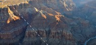 Proposed tramline. Photo courtesy Grand Canyon Trust