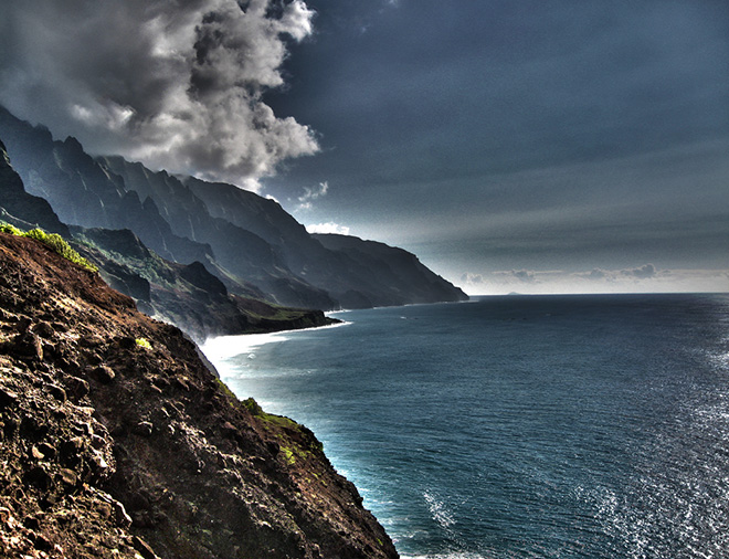 adventure journal most beautiful day hikes in america na pali coast hawaii