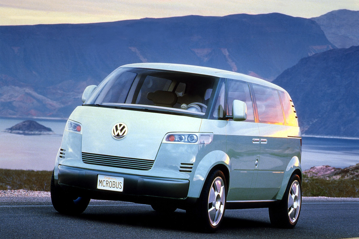 Volkswagen Camping Van 2017 >> VW to Introduce All-Electric, Long-Range Microbus