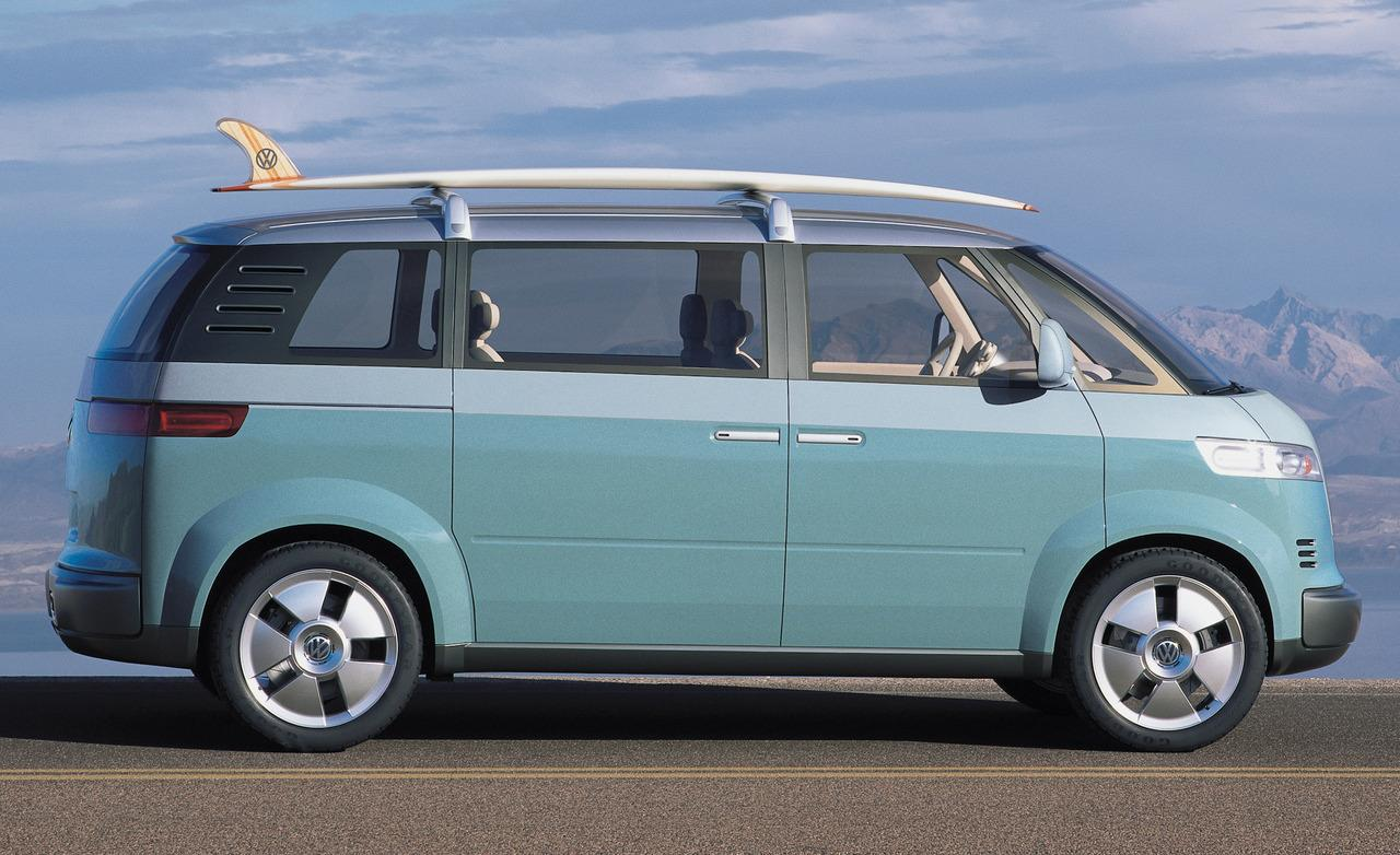 Vw To Introduce All Electric Long Range Microbus