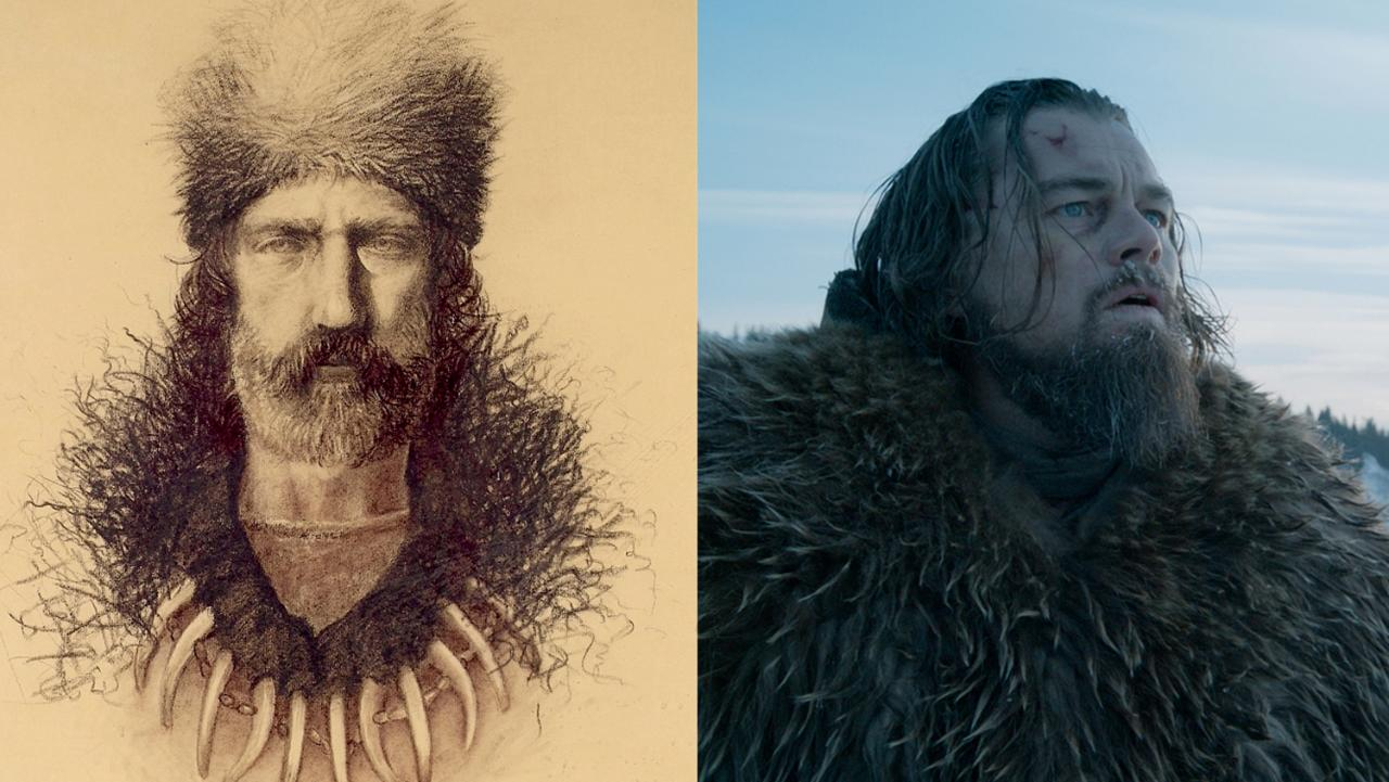 The Real Hugh Glass Behind 'The Revenant'