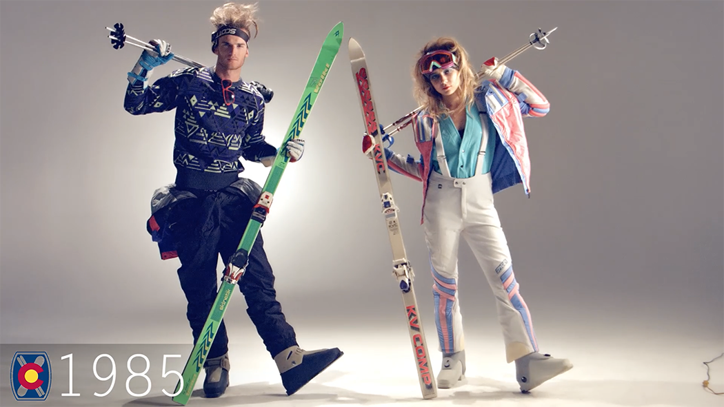 100 Years of Ski Fashion Is Pretty Awesome - Adventure Journal