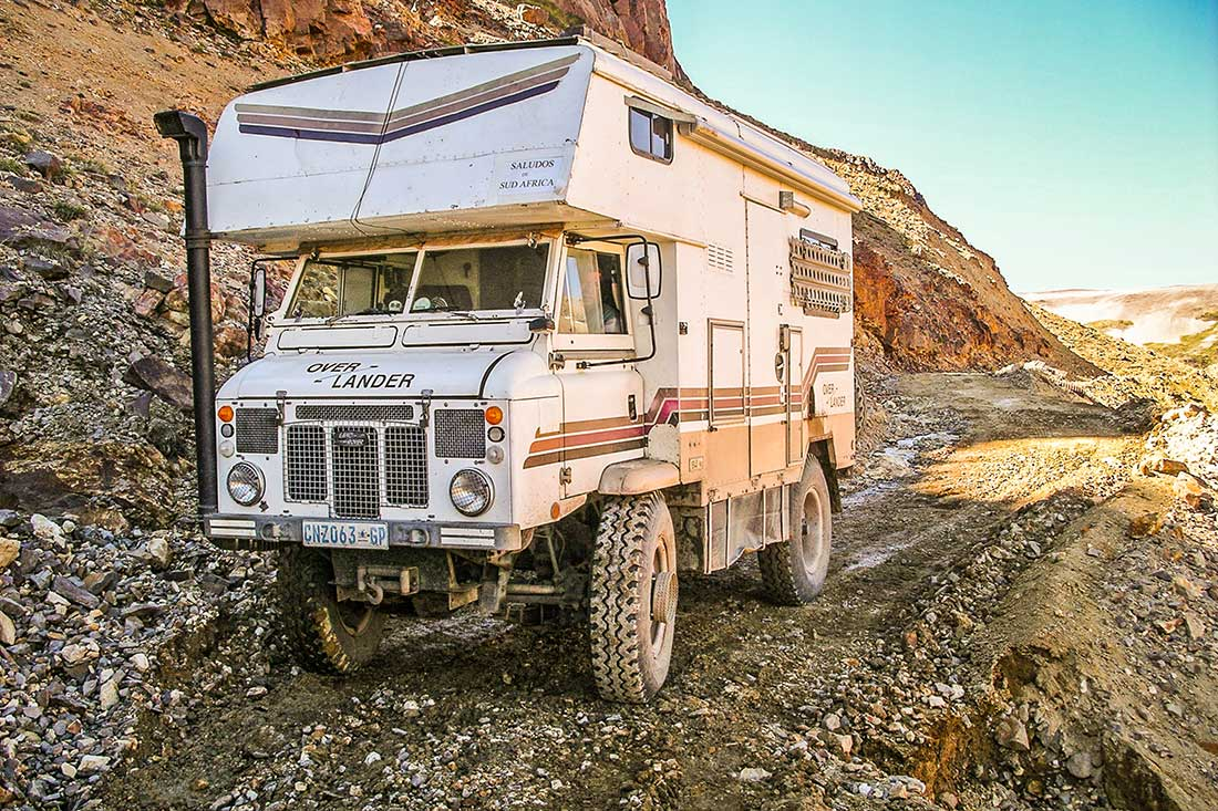 What's the Difference Between Off-Roader and Overlander?