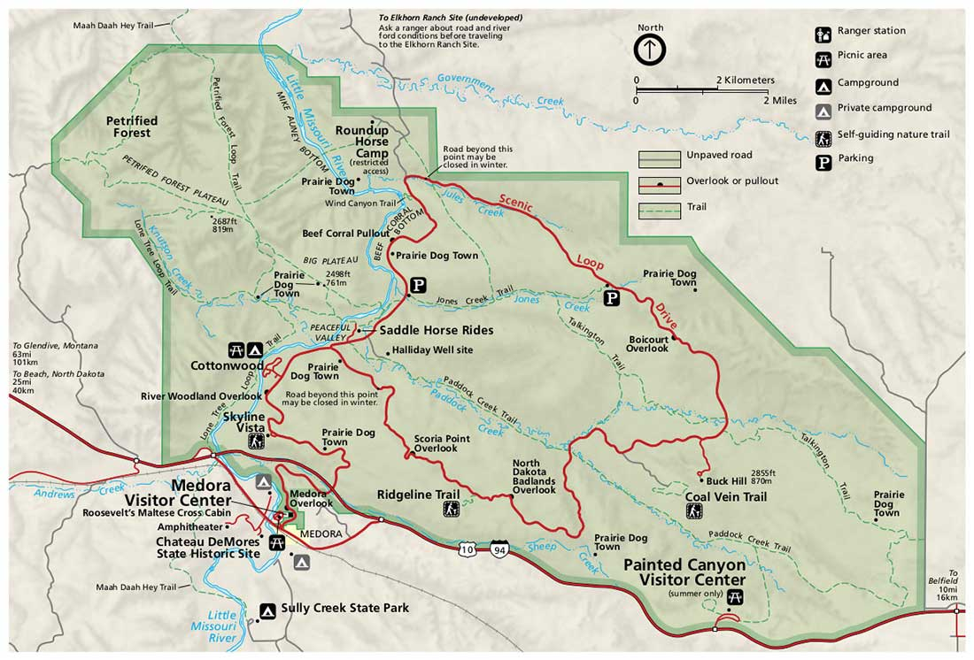 Website Offers National Parks Maps for Free - Adventure Journal