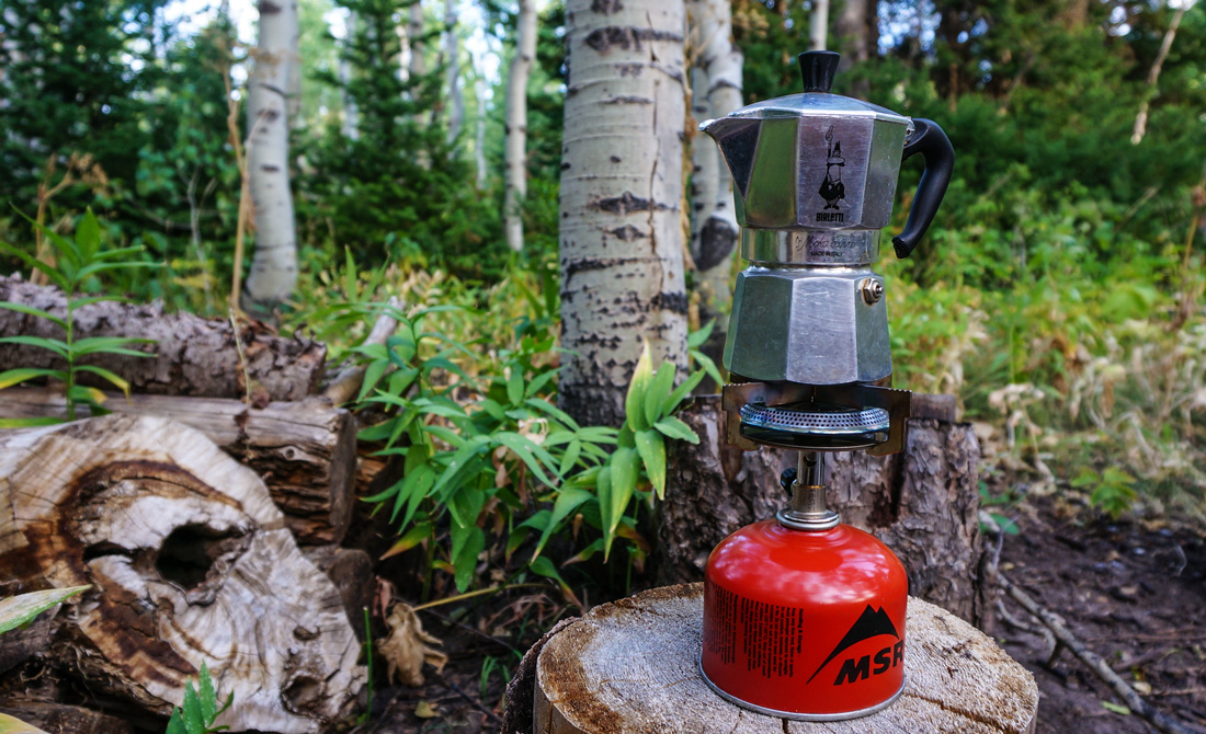 The Best Camping Coffee Maker May be Hiding in Your Pantry
