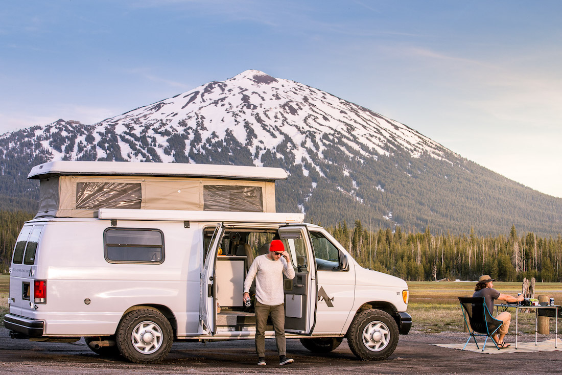 The Best Camper Van Rentals In North America