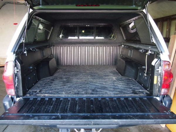 It's Bigger on the Inside: The Truck Bed Living Room