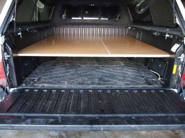 it's bigger on the inside: the truck bed living room - adventure