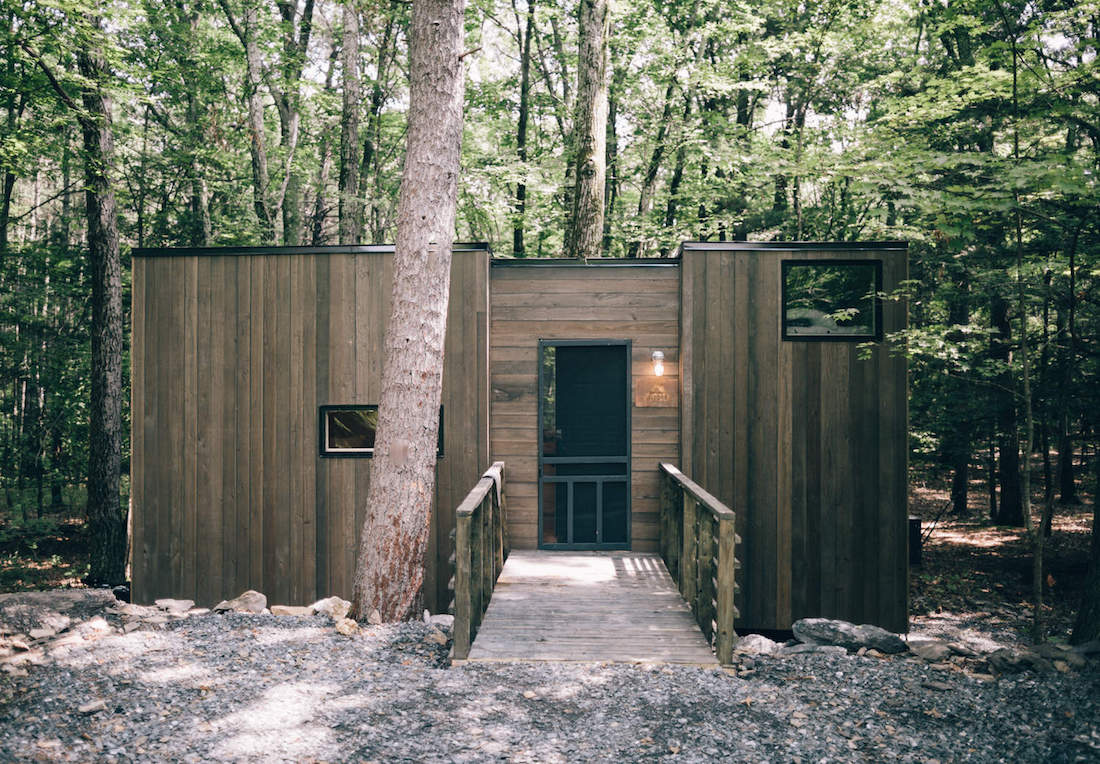 This Cabin Outside New York City Rents for Just $99 a Night