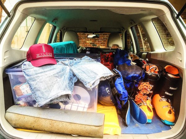 An Argument for Bringing More Stuff When You Camp | Adventure Journal
