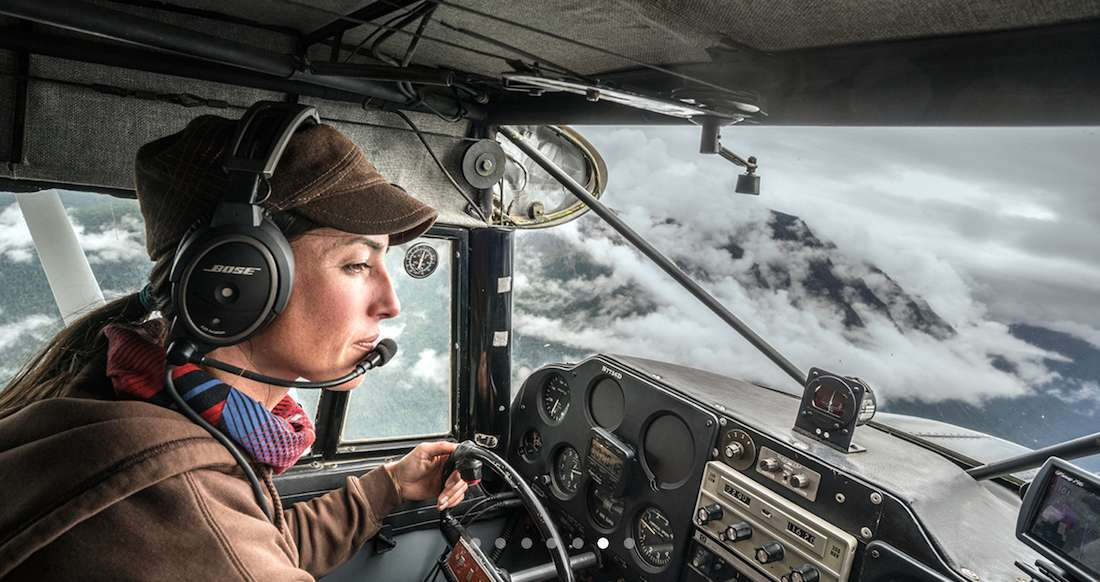 The Badass Life of an Alaskan Mountaineer, Bush Pilot, and Mom