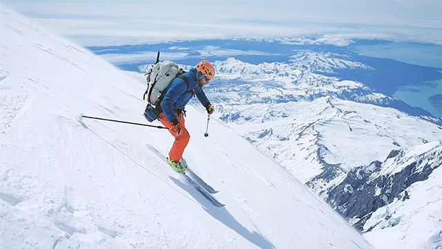 What It's Like to Attempt the World's Longest Ski Descent
