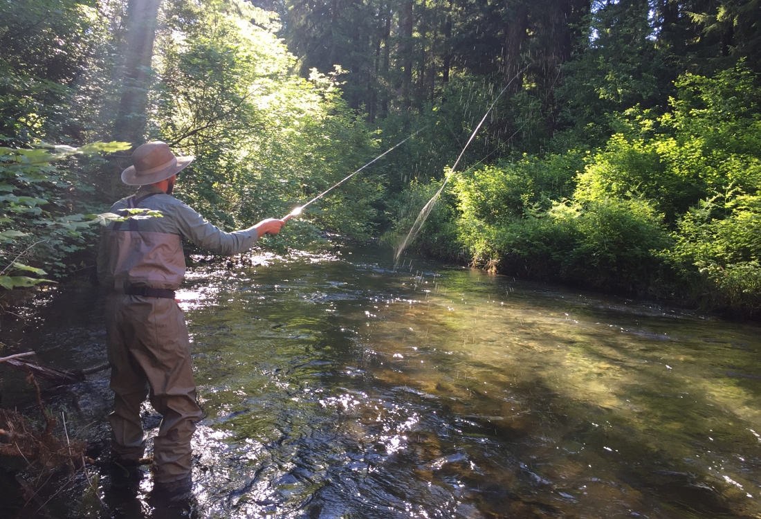 These lightweight waders keep summer fly fishing cool for Fly fishing waders