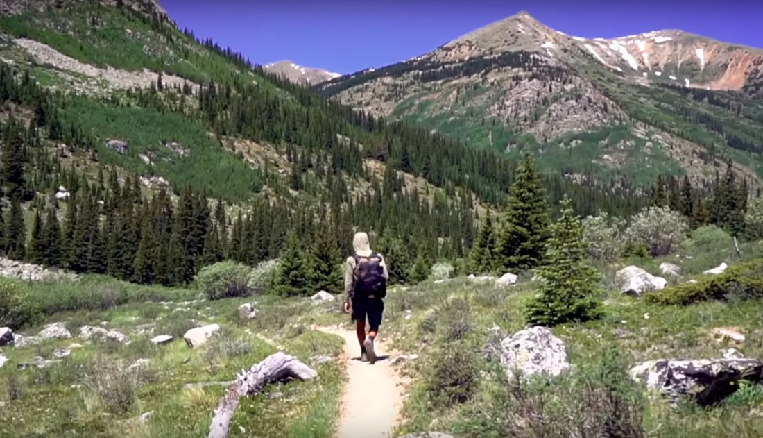 The Continental Divide Trail in One Second per Day – adventure journal