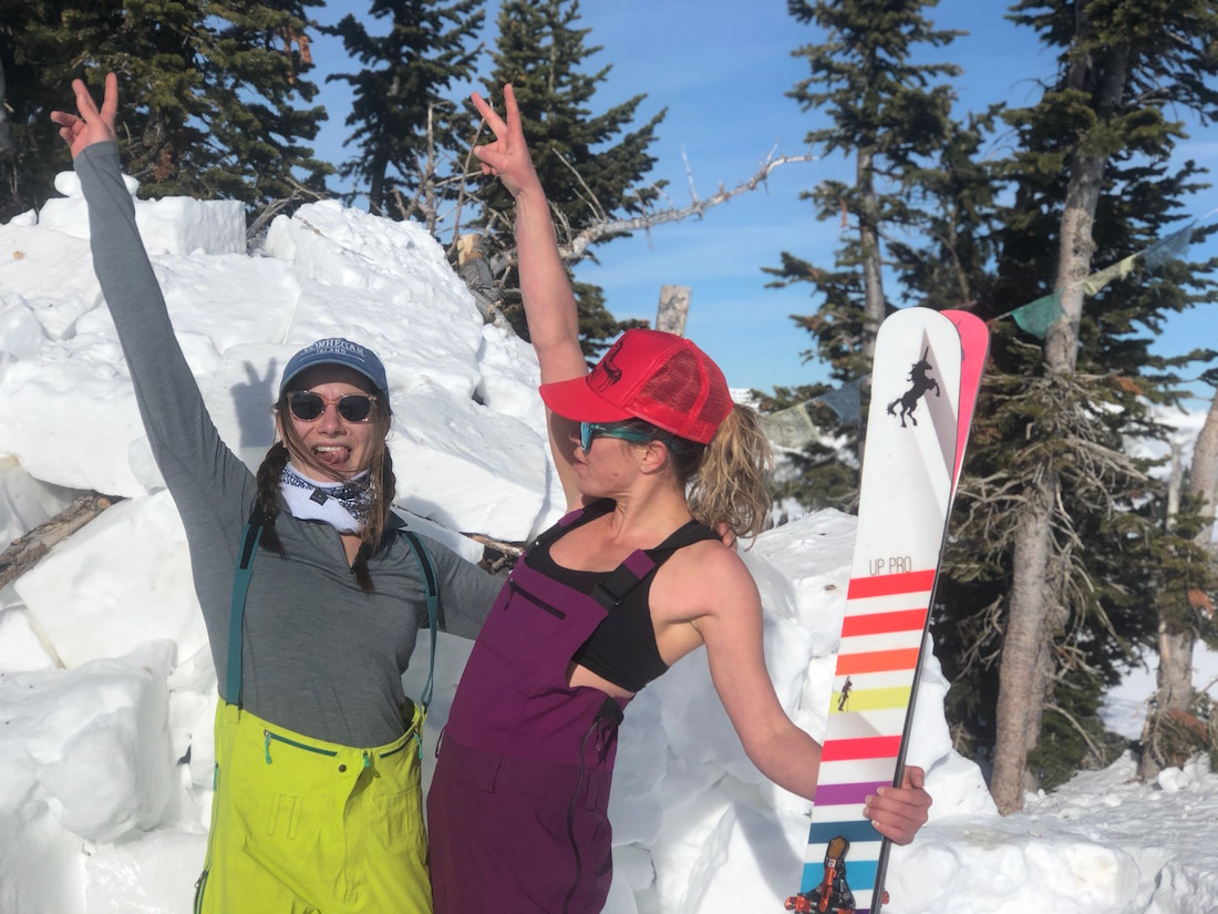 1dd743e3d1 These Are the Best Women's Ski Bibs