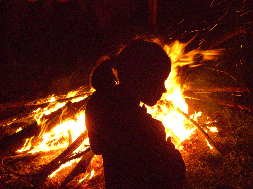 Opinion: On the Merits of Letting Kids Play With Fire