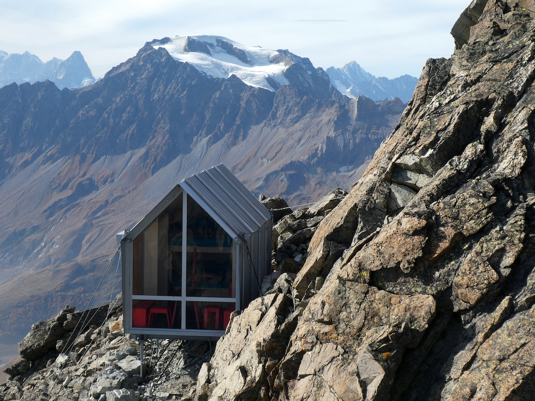 This Italian Alps Shelter is the Mountain Goat of Mountain Huts - Adventure Journal