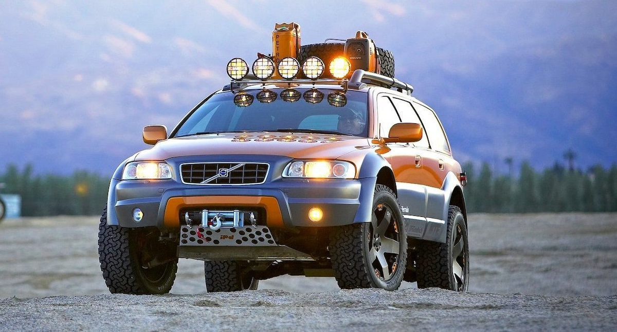 Who Owns Volvo >> Here's An Off-Road Volvo for Whatever the Polar Vortex ...