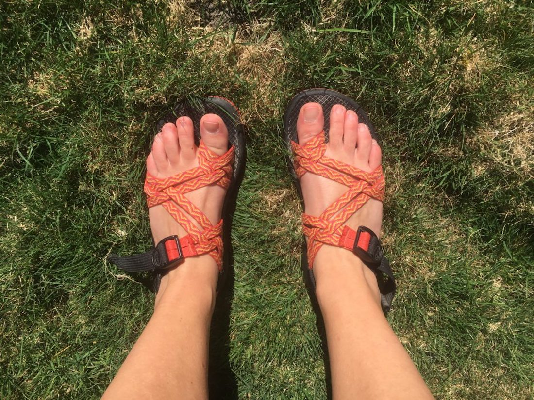 Chaco Tans and Strap Creep: A Sandal Wearer's Guide