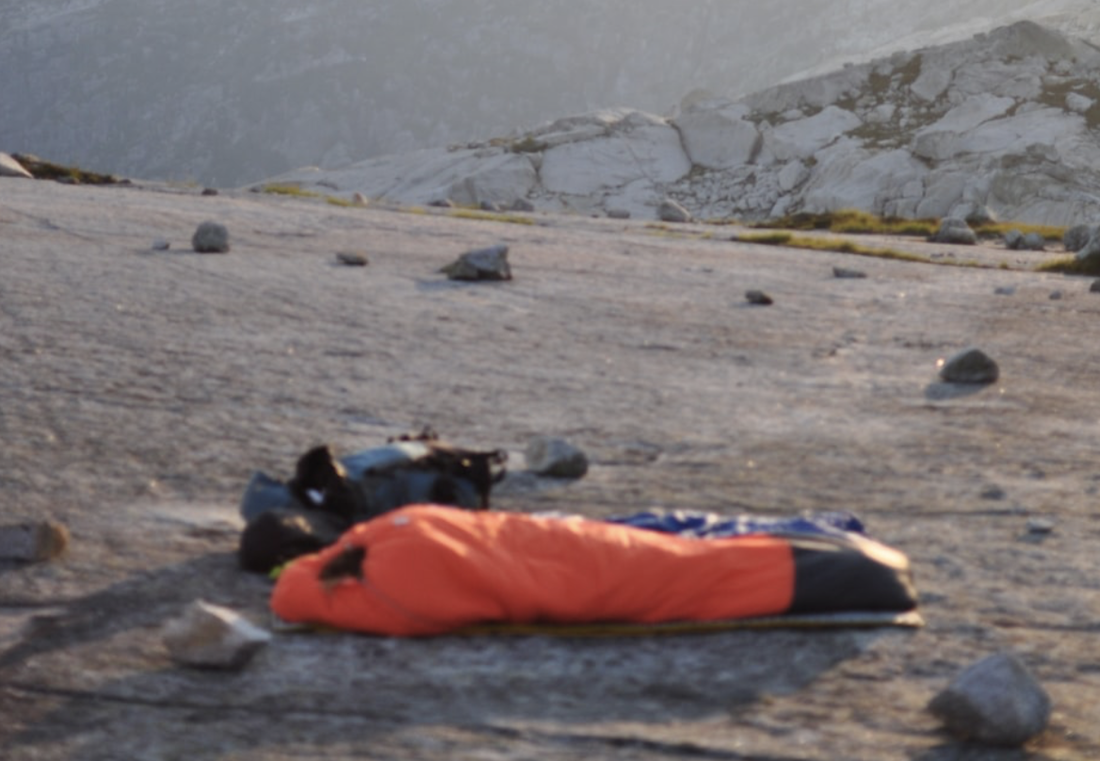 Wanna Learn to Fall Asleep in Camp (Or Anywhere) in 120 Seconds?