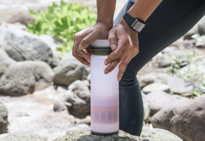 The Grayl Is the Most Efficient Water Filter We've Tried